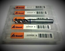 Garant VHM-Fräser  DM:8mm  GL63mm  (203009  8) HPC  Z:4