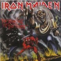 Iron Maiden Number of the beast (1982) [CD]