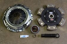 Exedy Stage 2 Pressure Plate & Comp 6 Puck Clutch Kit For Honda Acura K Series