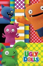 UGLY DOLLS - CHARACTERS MOVIE POSTER - 22x34 - 17387
