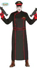 Gothic Soldat Kostüm Uniform Halloween Männerkostüm