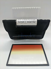 "Formatt Hitech 4x5.65"" Blender Sunset 1 Filter Soft Edge Graduated"