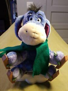 Vtg. Telco Disney Eeyore Winnie The Pooh Animated Motion-Ette Plus 90s w/tags
