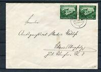 Bedarfsbrief DR Mi.-Nr. 748 MeF Halle/Saale-Cham - b5668