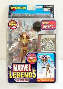 2006 Toybiz Marvel Legends Series Lady Deathstrike Onslaught BAF Action Figure