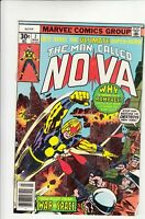 Nova #7 Comic Book Marvel Fine
