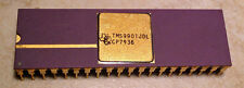 T.I. TMS9901 JDL PIA - Purple Ceramic - RARE !!