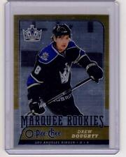 DREW DOUGHTY 08/09 OPC O-Pee-Chee Update SP Rookie METAL #766 LA Kings RC