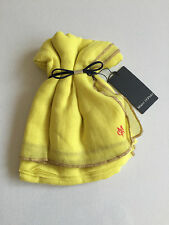 Nouvelle annonceFOULARD MARC O POLO JAUNE CHECHE SCARVE NEW 17325b95a6b