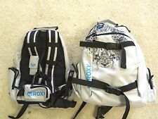 Roxy Black Magic Backpack, Snowboard straps, cellphone case & camera compartment