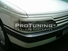 Para Peugeot 405 Cejas Párpado Máscaras Faro Cubiertas