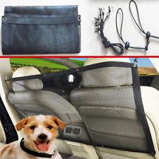 115x62cm Pet Safety Travel Isolation Net Car Truck Back Seat Dog Barrier Mesh