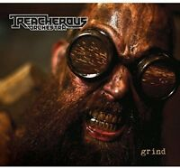 Treacherous Orchestra - Grind [CD]