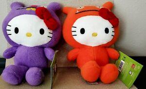 2 Hello Kitty Trunko & Wage Uglydoll New 🤩🤩🤩🤩