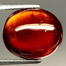 TOP HESSONITE : 8,21 Ct Natürlicher Hessonit Granat aus Ceylon