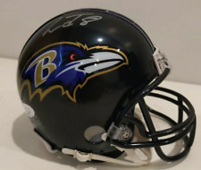 Baltimore Ravens Lamar Jackson Signed Speed Mini Helmet Auto JSA WPP Witnessed
