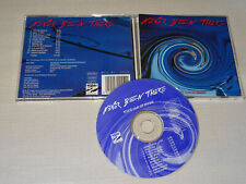 NEVER BEEN THERE - THIRD OUT OF THREE / ALBUM-CD 1995 (MINT-)