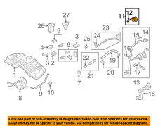 HYUNDAI OEM 11-16 Elantra 1.8L-L4 Fuel Tank Filler-Gas Cap 310103L600