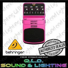 BEHRINGER HEAVY METAL HM300