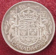 Canada 50 cents 1950 (E0403)