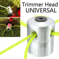 Aluminum Grass Trimmer Head For Lawn Mower Brushcutter Line Strimmer Replacement