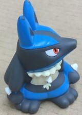 2007 Pokemon Finger Puppet Lucario Figure Gotta Catch Them All Nintendo Bandai