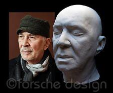 Frank Langella Life Mask Plaster Lifecast Bust Nixon Dracula Twelve Chairs