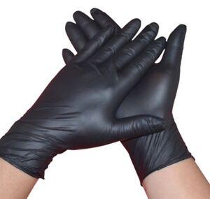 Bondage kit Black lube gloves role play mouth gag fetish restraints messy play.
