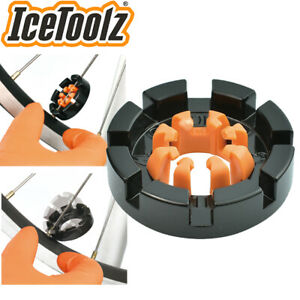 Icetoolz Spoke Wrench Forged 8-Groove Bicycle Tool 10-15G (12F8)