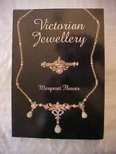 2002 Book VICTORIAN JEWELLERY by Margaret Flower; ILLUS, ID
