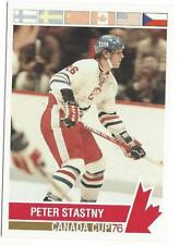 PETER STASTNY 1992 Future Trends '76 Canada Cup #131 NMMT Czech Quebec Nordiques