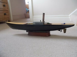 ME1 Mamod steam Marine engined model boat