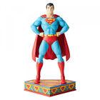 Superman Silver Age Figurine DC Comics Collectibles Jim Shore  - 22cm Tall