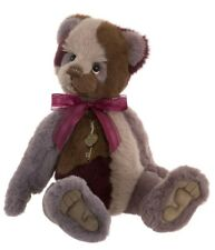 Medley collectable plush teddy bear by Charlie Bears - CB181871B