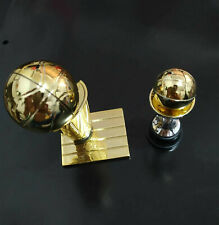 "1/6 Scale MVP Trophy+FMVP Champion Trophy Set For 12"" NBA EB Action Figure Model"