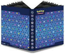 NEW! ULTRA PRO Pokemon Silhouettes  PRO-Binder 9-Pocket 360 Card Storage Folder
