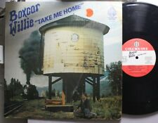Country Lp Boxcar Willie Take Me Home On Column One