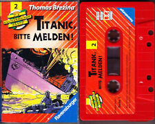 MC Die Knickerbocker Bande 2 - Titanic, bitte melden! - Ravensburger - Brezina