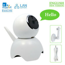 Wireless WiFi EWelink IOT Camera HD Night Vision Motion Detection Monitor