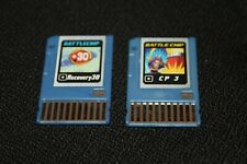 Rockman EXE Megaman NT Warrior Advanced PET Battle Chip - #104 lot of 2