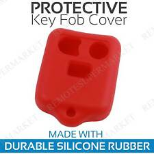 Remote Key Fob Cover Case Shell for 1999-2013 Ford Econoline Red