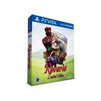 Reverie Limited Edition PlayStation Vita PSV 2018 English Sealed