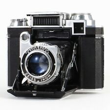 :Zeiss Ikon Super Ikonta 533/16 6x6 Camera w/ Tessar 80mm f2.8 T Lens [EX++]