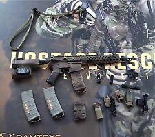 1:6 scale DAM TOYS 78042 FBI HRT AGENT Hostage Rescue Team Rifle Set