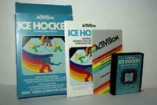ICE HOCKEY GIOCO USATO ATARI VCS 2600 EDIZIONE EUROPEA VERSIONE ITA FR1 44340