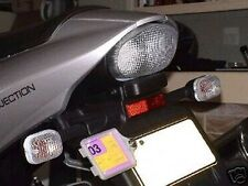 LED luz trasera luz trasera Weiss Triumph Daytona 955i tt600 clear Tail Light