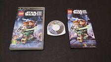 LEGO Star Wars 3: la guerra dei cloni (SONY PSP)