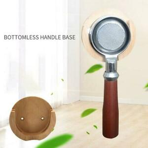 51mm/53mm Universal Bottomless Handle Stand Bases Coffees Machines Bottomless