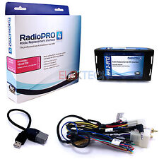 Radio Replacement Interface w/Steering Controls for Hyundai Veloster NON-NAV