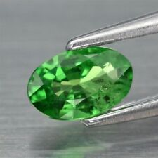 0.32ct Oval Natural Green Tsavorite Garnet, Tanza Certified Video #20